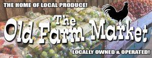 The Old Farm Market Sales Produce