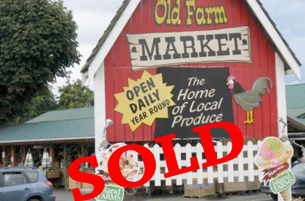 Lorne Campbell buys Old Farm Market